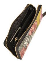 Wallet Leather Furla Multicolor gioia QX0-PS30-vue-porte