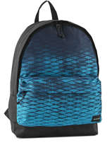 Backpack 1 Compartment Quiksilver Black youth access QYBP3406