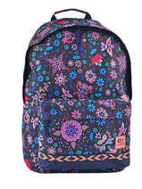 Backpack 1 Compartment Rip curl Blue mandala LBPJV4