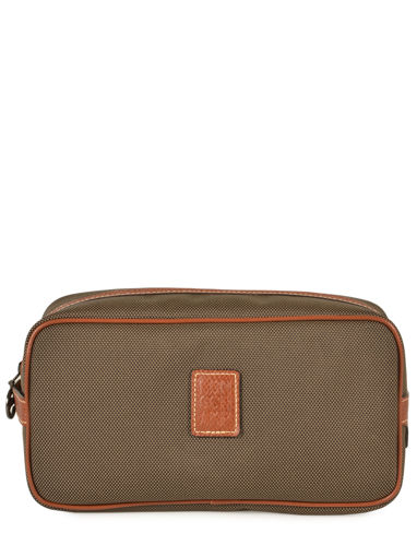 Longchamp Boxford Toiletry case Brown