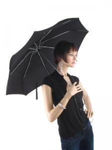 Parapluie Esprit Noir diamond 50625-vue-porte