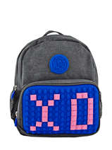 Backpack Eggman Blue silicone BABEGGIS