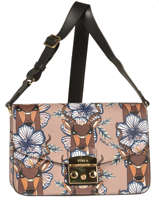 Shoulder Bag Metropolis Leather Furla Multicolor metropolis EP0BKS5A