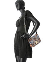 Shoulder Bag Metropolis Leather Furla Multicolor metropolis EP0BKS5A-vue-porte
