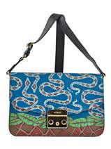 Shoulder Bag Metropolis Leather Furla Multicolor metropolis EP0BKS5M