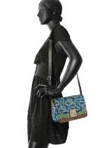 Shoulder Bag Metropolis Leather Furla Multicolor metropolis EP0BKS5M-vue-porte