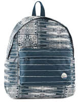 Backpack 1 Compartment Roxy Blue back to school RJBP3538