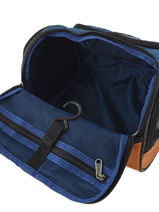 Toiletry Kit Quiksilver Black luggage - QYBL3125-vue-porte