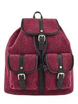 Backpack Jost Red farum 1385