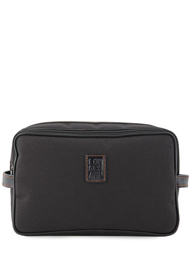 Longchamp Boxford Toiletry case Black