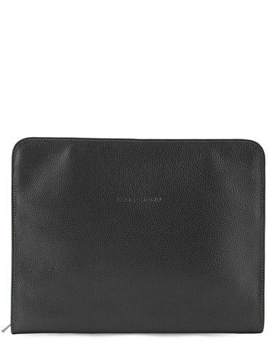 Longchamp Ipod case / cd holder Red