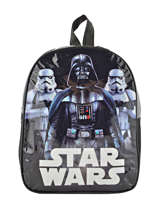 Backpack Mini Star wars Black basic AST4093