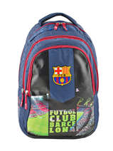 Backpack 3 Compartments Fc barcelone Black 1899 173B204B