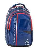 Backpack 3 Compartments Federat. france football Multicolor france 173F204B