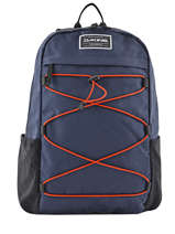 Backpack 1 Compartment + 15'' Pc Dakine Blue street packs 1001-439