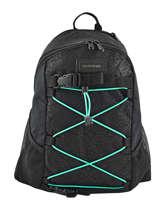 Backpack 1 Compartment Dakine Black girl packs 8130060W