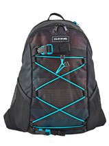 Backpack 1 Compartment Dakine Black girl packs 8130060W