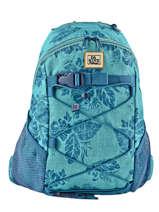 Sac à Dos 1 Compartiment Dakine Bleu girl packs 8130060W