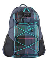 Backpack 1 Compartment Dakine Blue girl packs 8130060W