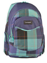 Backpack 1 Compartment + 14'' Pc Dakine Blue girl packs 8210-025