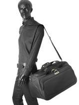 Travel Bag Spark Sng Samsonite Black spark sng 65N012-vue-porte