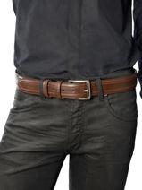 Belt Adjustable Katana Brown atlanta C0020T-vue-porte