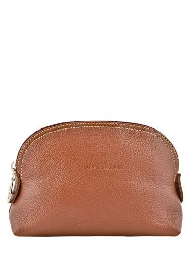 Longchamp Clutches Brown
