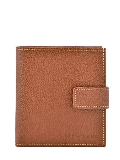 Longchamp Porte-monnaie Bleu