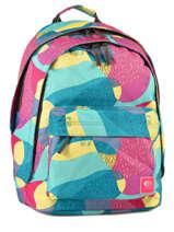Backpack 2 Compartments Rip curl Multicolor camo LBPMU4