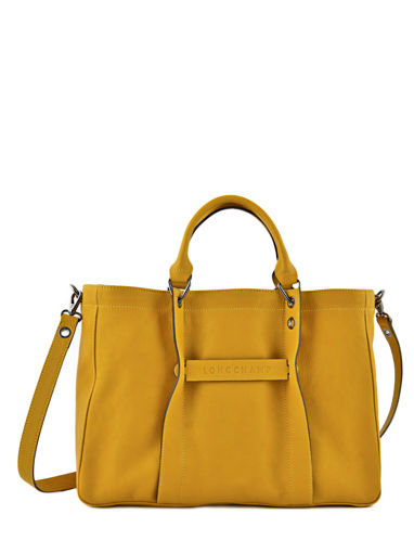 Longchamp Longchamp 3d Handbag Yellow