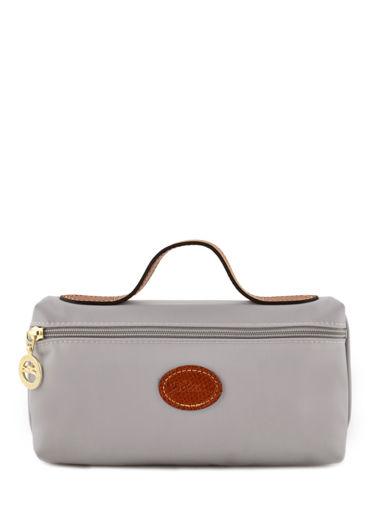 Longchamp Le pliage Clutch Gray