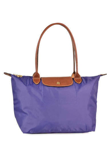Longchamp Le pliage Hobo bag Violet