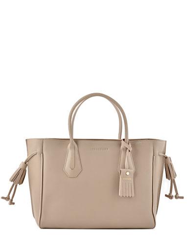 Longchamp Pénélope Handbag Beige