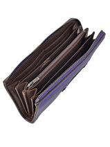 Longchamp Longchamp 3d Wallet Violet-vue-porte