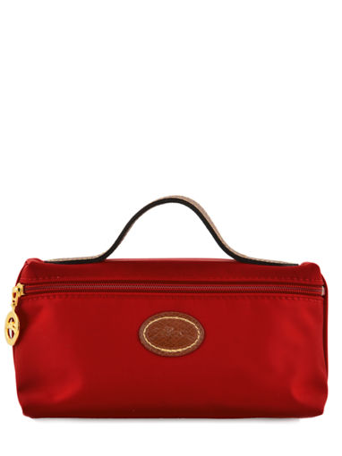 Longchamp Clutches Red