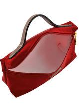 Longchamp Pochettes Rouge-vue-porte
