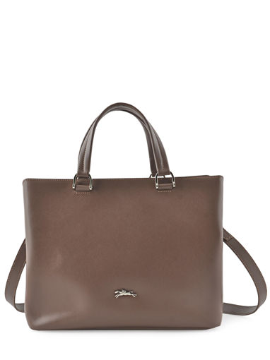 Longchamp Honoré 404 Handbag Brown