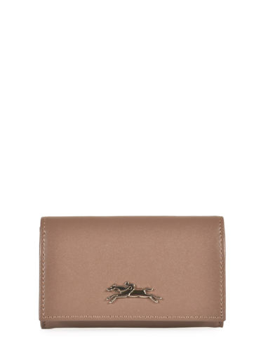 Longchamp Honoré 404 Porte monnaie Marron