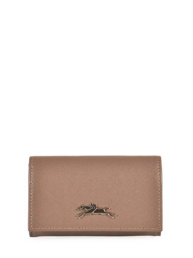 Longchamp Honoré 404 Coin purse Brown