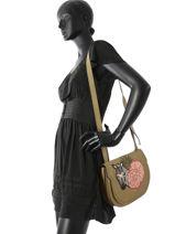 Crossbody Bag Furla Green gioia QX0-BLB3-vue-porte