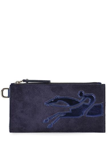 Longchamp Pochette Bleu