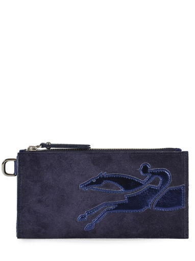Longchamp Clutch Blue