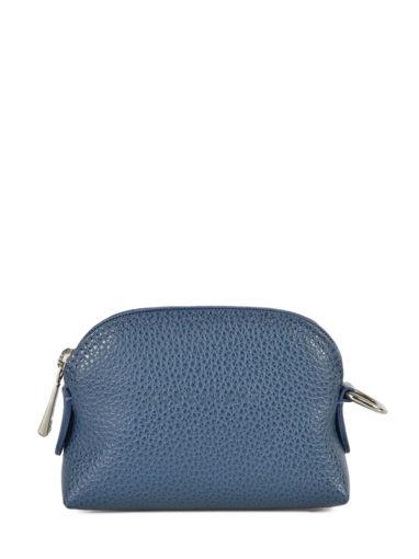 Longchamp Le foulonné Coin purse Blue