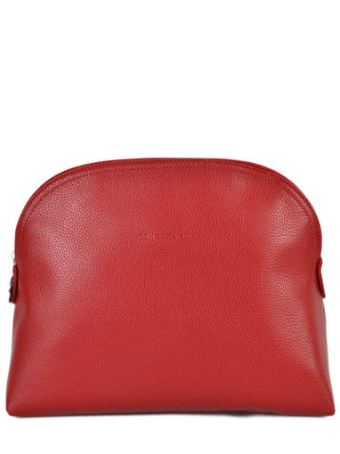 Longchamp LE FOULONNÉ BICOLORE Toiletry case Red