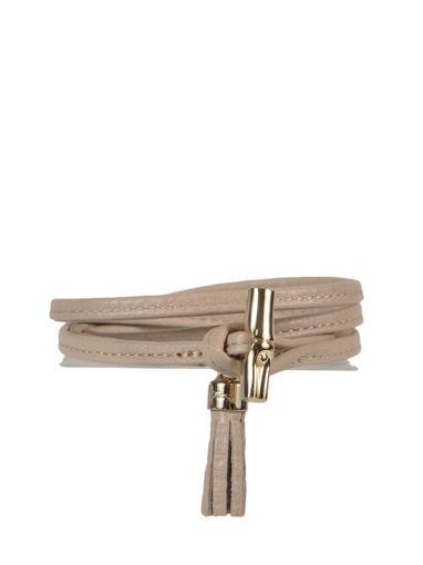 Longchamp Pénélope Bijoux Beige