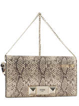 Clutch Guess Multicolor fall in love PG679027