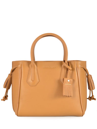 Longchamp Pénélope Handbag Brown