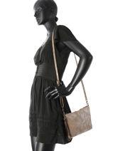 Crossbody Bag Miniprix Brown alice 67131-S-vue-porte