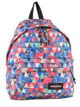 Backpack 1 Compartment A4 Eastpak Multicolor pbg authentic PBGK620