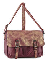 Shoulder Bag Alice Miniprix Red alice MD123
